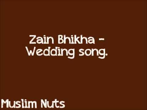 Zain Bhikha- Wedding song