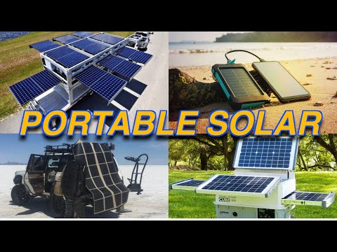 Portable Solar Devices: Fad or Function?