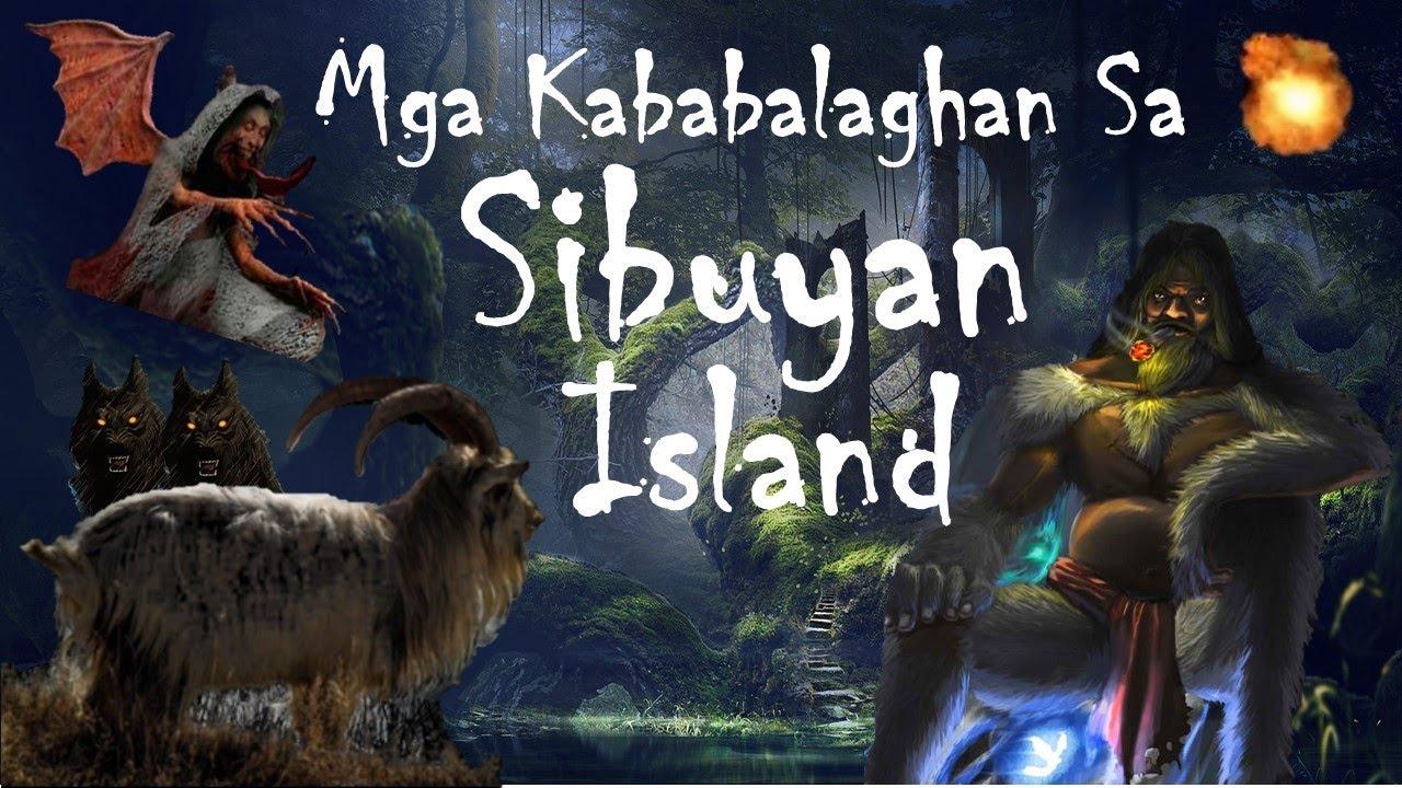 MGA KABABALAGHAN SA SIBUYAN ISLAND