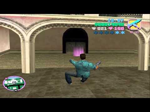 GTA Vice City Gameplay Mission #09   Ricardo Diaz Grand Theft Auto VC |