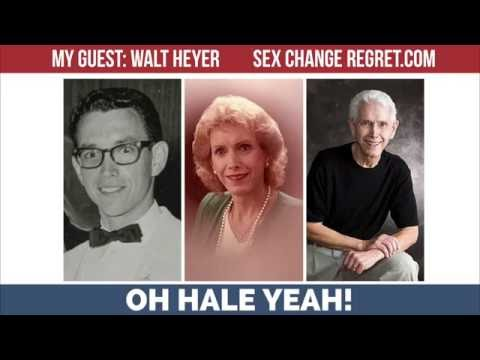 Walt Heyer: Transgenderism is the Single Greatest Medical Fraud in History