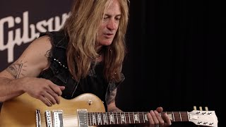 Doug Aldrich Demos The Les Paul Tribute