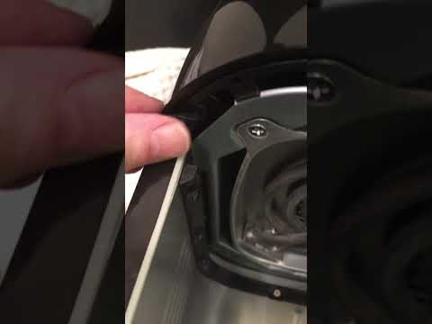 NuWave Brio Air Fryer - repair OPEN sensor light fix