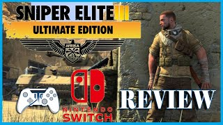 Sniper Elite 3 Review Nintendo Switch (Video Game Video Review)