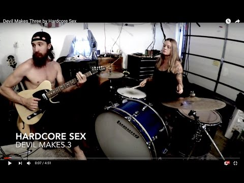 Devil Makes Three by Hardcore Sex