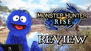 Hopelessly Hooked on Hunting | Monster Hunter Rise REVIEW (Video Game Video Review)