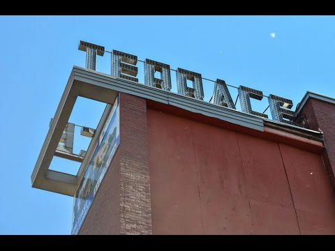Terrace theater ultra modern 2007 youtube for Terrace theater movies