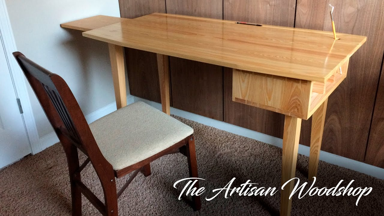 Woodworking Project Art Desk Writing Desk What Ever You Want To