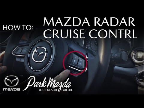 HOW TO: Use Mazda Radar Cruise Control (MRCC) - Park Mazda