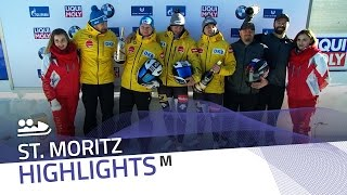 Johannes Lochner continues to impress in World Cup | IBSF Official