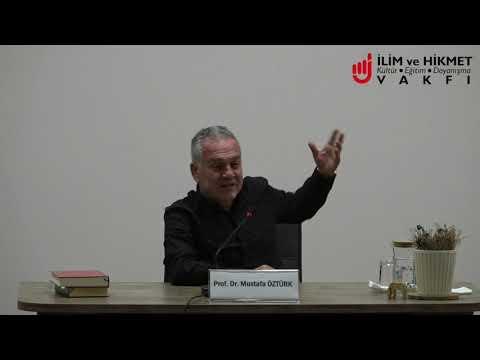 Prof.Dr. Mustafa Öztürk - Gelenek, Atalar Dini Ve Haniflik