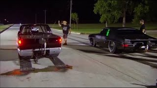 Daddy Dave vs. Big Chief | Street Outlaws