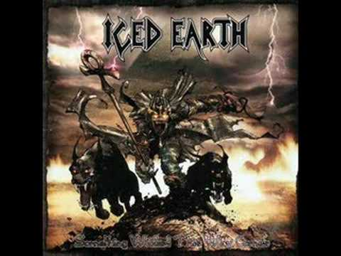Iced Earth  Watching Over Me