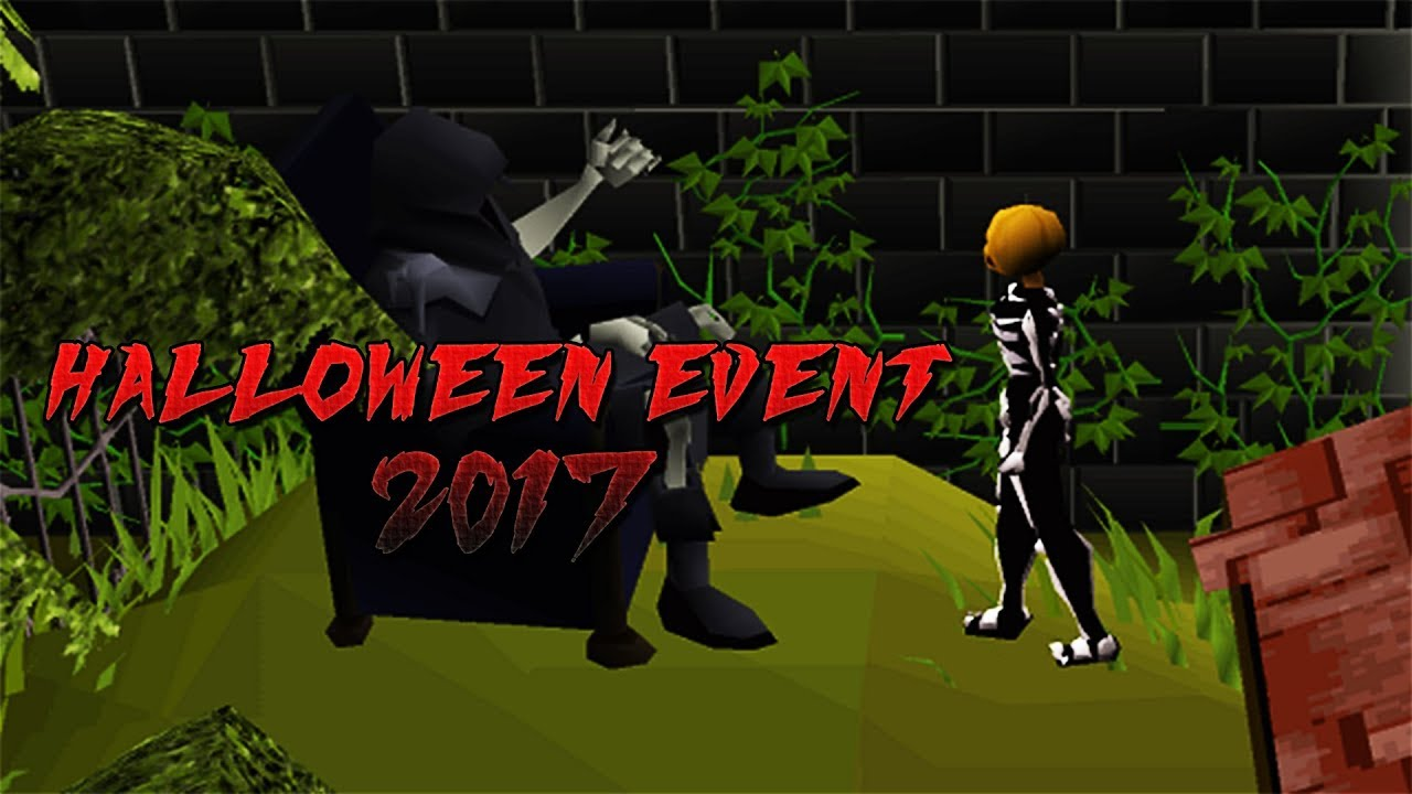 OSRS Halloween Event 2017 *Fast & Simple* - YouTube