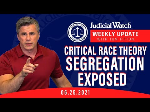 Critical Race Theory Segregation Exposed, Special Fauci-Wuhan Update, Biden Border Crisis