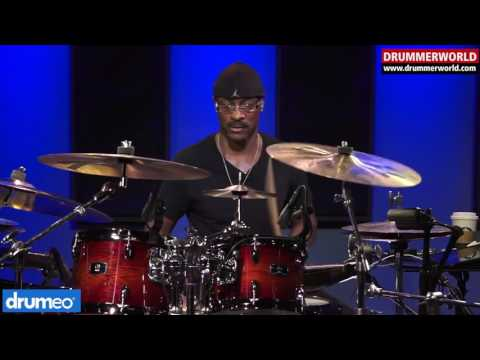 Sonny Emory: Funky Grooves & Fills - DrumClinic