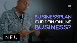 Businessplan beim Geld verdienen im Internet mit einem Onlinebusiness?