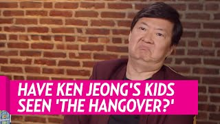 Have Ken Jeong's Daughters Seen 'The Hangover?'