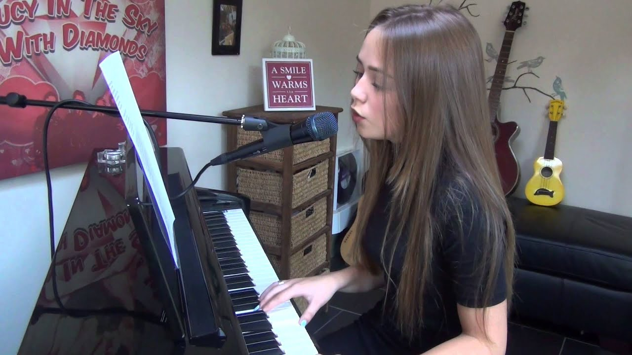 Jessie J - Flashlight - Connie Talbot cover - YouTube