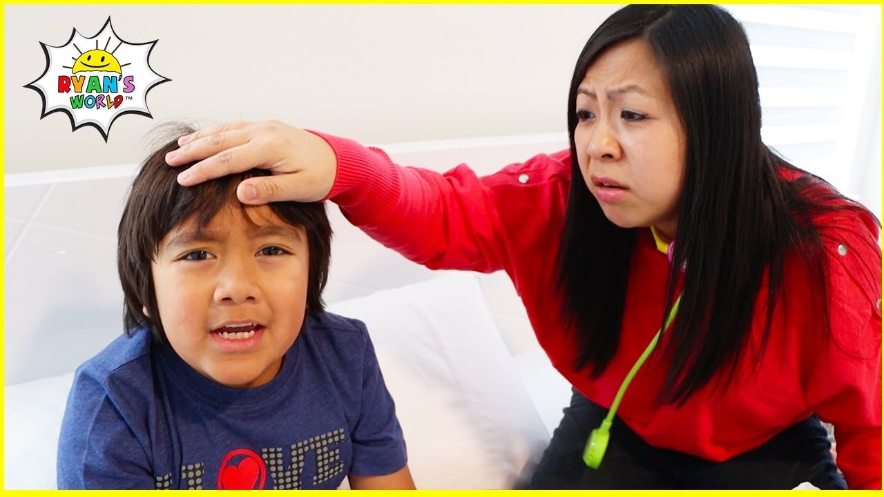 Why You should Wash your Hands for kids!! | Educational video with Ryan's World