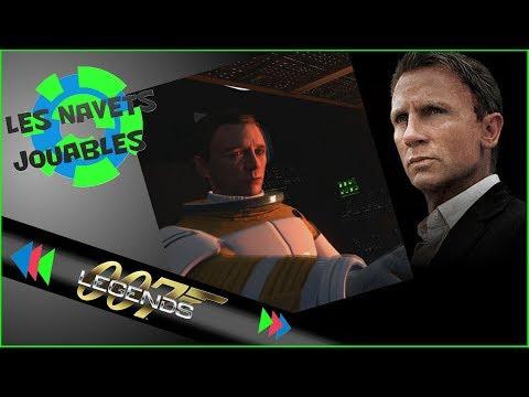 Les Navets Jouables - 007 Legends