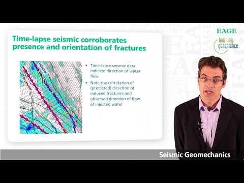 EAGE E-Lecture: Seismic Geomechanics by Jörg Herwanger