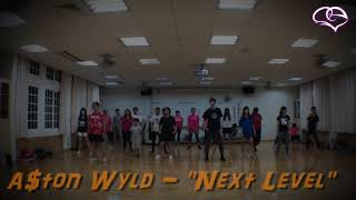 "Gambar cover [NKNZCLD] 爵士熱舞/A$ton Wyld - ""Next Level""/ VJ choreography"