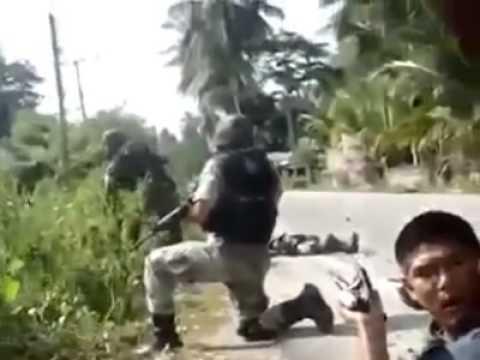 ทหารถูกลอบวางระเบิดชายแดนใต้