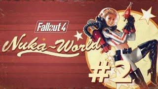 Вот Так Вот Прокатили и Босс Кольтер  Fallout 4 Nuka-World 2