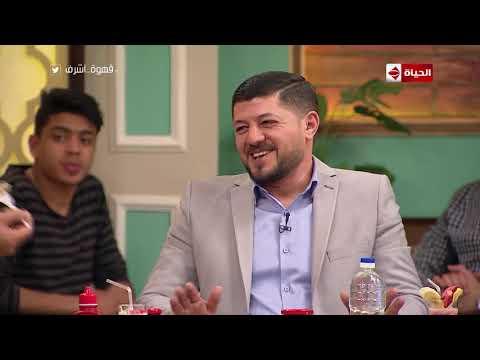 قهوة أشرف - تامر محمد السيد يتحدث عن فكرة مشروعه 'مصنع للصلصة والمربى'