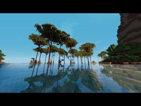 "Probando ""Strip mining"" en Minecraft 1.8.9"