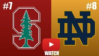 Stanford vs Notre Dame Week 5 Full Game Highlights (HD)