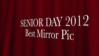 Rummel Senior Day 2012 - Best Mirror Pic Thumbnail