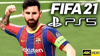 FIFA 21 Next Gen Gameplay | PS5/Xbox Series X (4K60FPS)