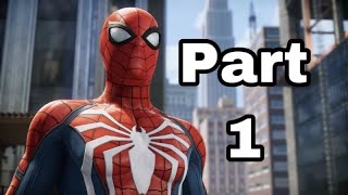 Marvel's Spider-Man Ultimate Difficulty Part 1