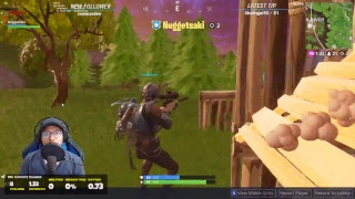 [Malaysia] FORTNITE, MENUNGGU MISSILE LAUNCH | !loots for free tips!, !discord