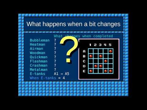Mega Man 2 ※ Cracking Videogame Passwords S01E01