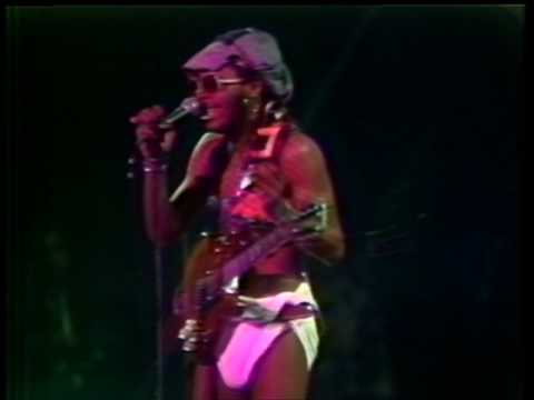 Parliament Funkadelic - Cosmic Slop - Mothership Connection - Houston 1976