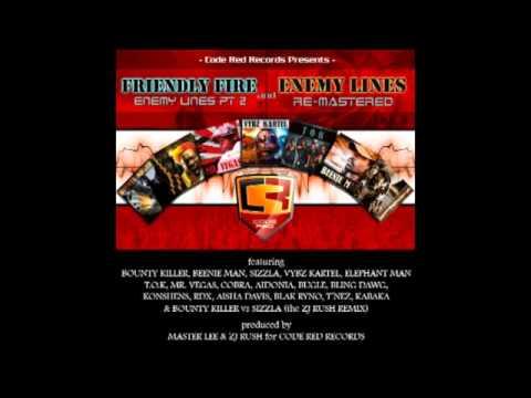 DJ X Jam - Friendly Fire Riddim Mix