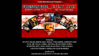 DJ X Jam - Friendly Fire Riddim Mix