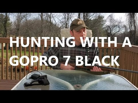 Hunting with a GoPro: GoPro Hero 7 Black Review
