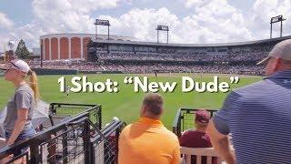 "1 Shot: ""New Dude"" | Walk-thru Dudy Noble Field/Polk-Dement Stadium"