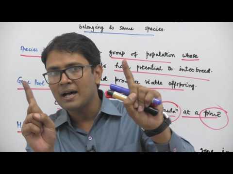 Hardy Weinberg Principle - Evolution - Dr. Rajeev Ranjan - NEET & AIIMS preparation videos