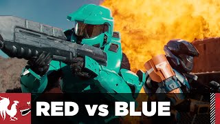 the 1 movie in the galaxy 3 episode 8 red vs blue season 14