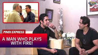 Iqrar Ul Hassan | A Man Who Plays With Fire | Promo | Shoaib Akhtar