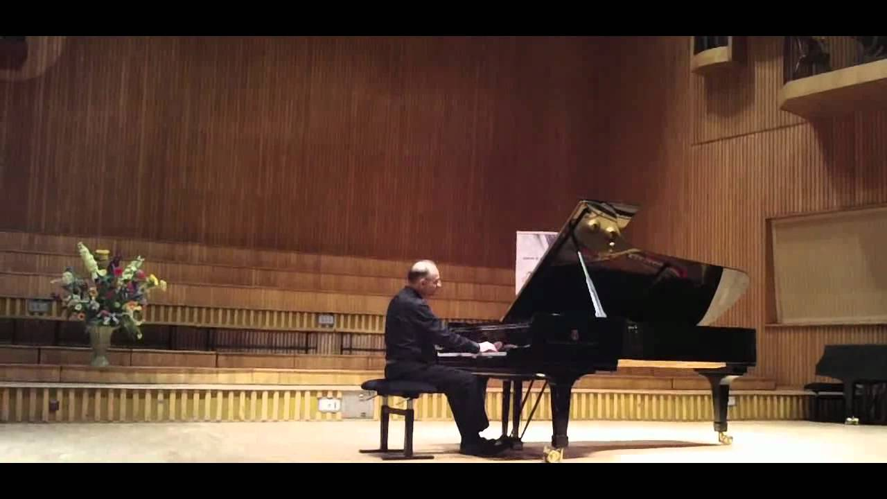 Chopin amateur piano competition