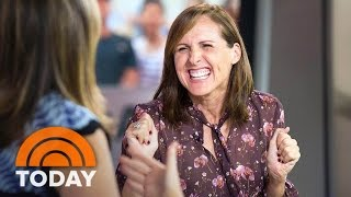 Molly Shannon On Her 'Juicy' 'Other People' Role, 'SNL,' And Working With SJP | TODAY