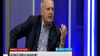 Prf Ramazan Kurtoğlu Chemtrails i açıklıyor.