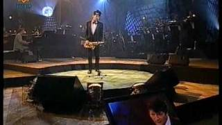 "Herman Brood:""Back on the corner"" (Bigband version live 1999)."