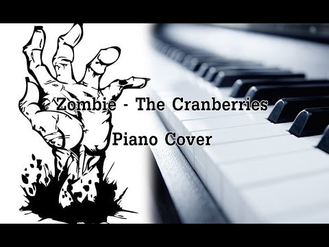 Zombie - The Cranberries - Piano Cover (+Sheet Music)